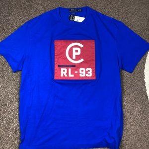 Polo Ralph Lauren RL 93 tee shirt XL